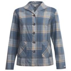 Pendleton New Best Friend Jacket - Virgin Wool (For Plus Size Women)