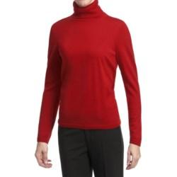 Pendleton Classic Turtleneck Sweater - Merino Wool (For Women)