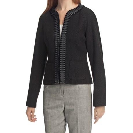 Pendleton Stewart Tartan Royal Ribbon Jacket - Boiled Wool (For Women)