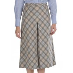 Pendleton Ashland Virgin Wool Skirt - Ombre Plaid (For Women)