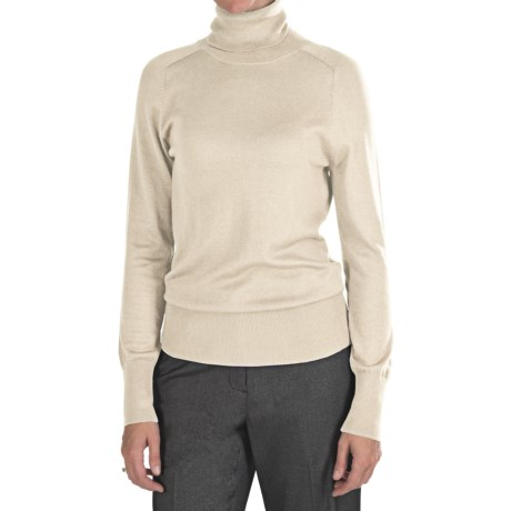 Pendleton Laurie Luxe Blend Turtleneck Sweater (For Women)
