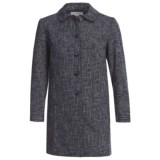 Pendleton Departures Jacket - Crosshatch Tweed (For Plus Size Women)