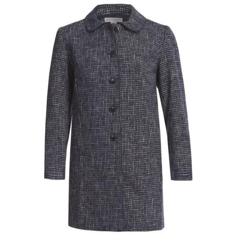 Pendleton Departures Jacket - Crosshatch Tweed (For Plus Size Women)