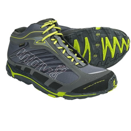Inov-8 Terrafly 343 Gore-Tex® Trail Running Shoes - Waterproof (For Men and Women)