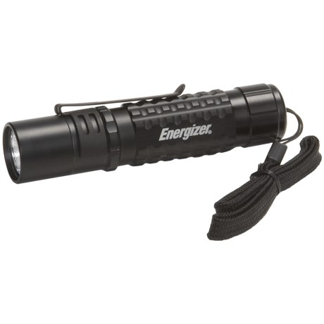 Energizer Metal 1-Watt LED Flashlight