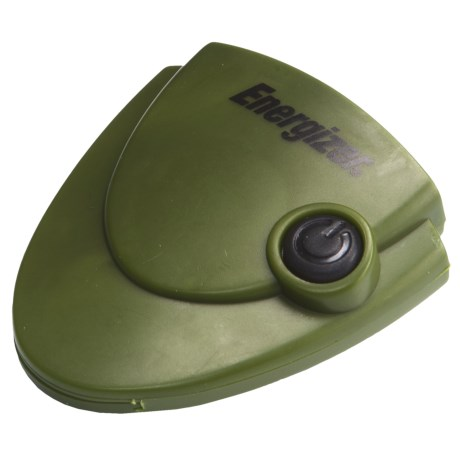 Energizer Trailfinder Dual Mode LED Cap Light