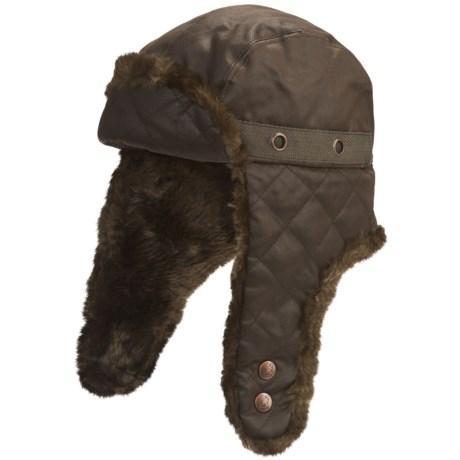 Kangol Military Rain Trapper Hat (For Men)
