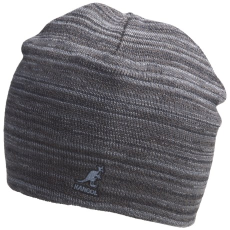 Kangol Subtle Stripe Pull-On Beanie Hat (For Men)