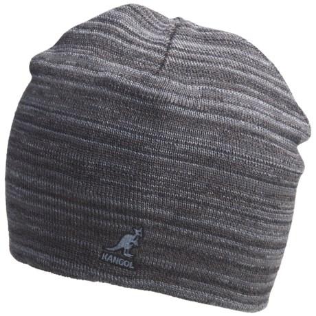 Kangol Subtle Stripe Pull-On Beanie Hat (For Men)