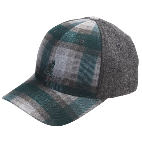 Kangol Ice Checks Flexfit Baseball Cap (For Men)