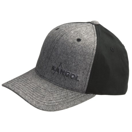 Kangol Speckled Flexfit Baseball Cap (For Men)