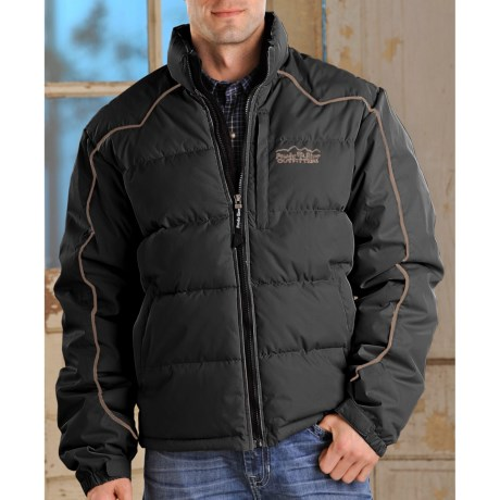Powder River Outfitters Mountainair Coat - Taslon Twill (For Men)