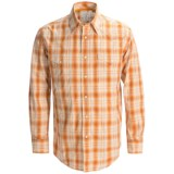 Rough Stock Ombre Satin Plaid Western Shirt - Snap Front, Long Sleeve (For Men)