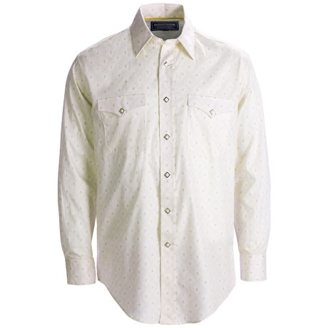 Rough Stock Artesia Vintage Western Shirt - Snap Front, Long Sleeve (For Men)