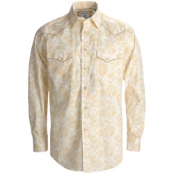 Rough Stock Starsbourg Antique Paisley Western Shirt - Snap Front, Long Sleeve (For Men)