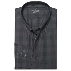 Van Laack Radici Tailored Fit Fashion Shirt - Long Sleeve (For Men)