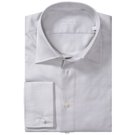 Van Laack Tailored Fit Dress Shirt - French Cuffs (For Men)