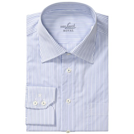 Van Laack Regular Fit Dress Shirt - Long Sleeve (For Men)