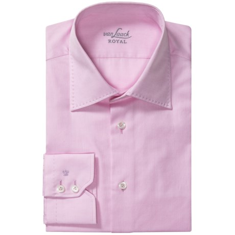 Van Laack Rigo Dress Shirt - Tailored Fit, Long Sleeve (For Men)