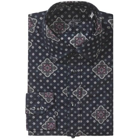 Van Laack Rondo Dress Shirt - Tailored Fit, Long Sleeve (For Men)
