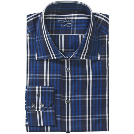 Van Laack Reda Tailored Fit Shirt - Long Sleeve (For Men)