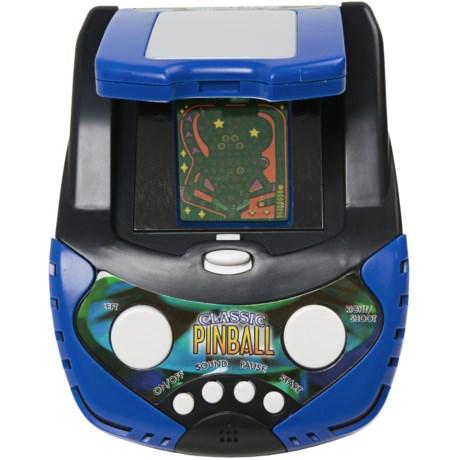 Excalibur Electronics Classic Pinball Handheld Game