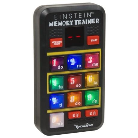 Excalibur Electronics Einstein Micro Memory Trainer
