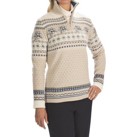 Bogner Freya Sweater - Wool-Cashmere (For Women)