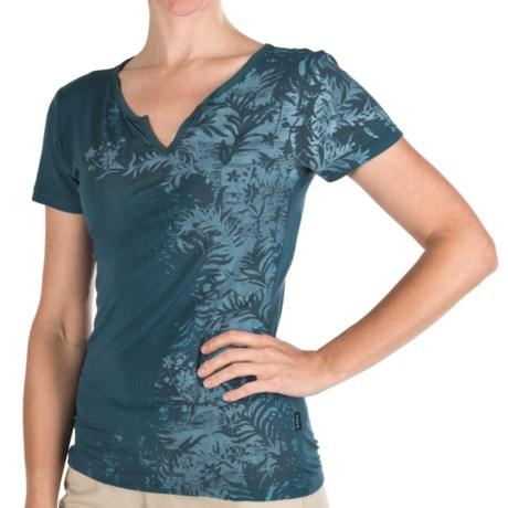 Kuhl Sheena Shirt - Stretch Modal, Short Sleeve (For Women)