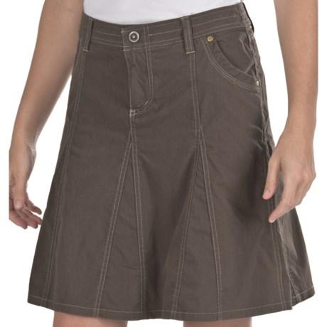 Kuhl Splash Skirt - Stretch Cotton Blend (For Women)