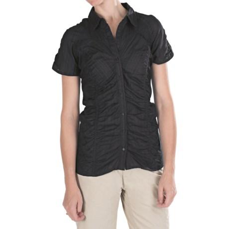 Kuhl Trish Shirt - Organic Cotton, Short Sleeve (For Women)