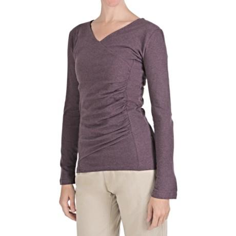 Kuhl Salza Shirt - Organic Cotton, Long Sleeve (For Women)