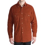 National Outfitters Corduroy Shirt - Long Sleeve (For Men)