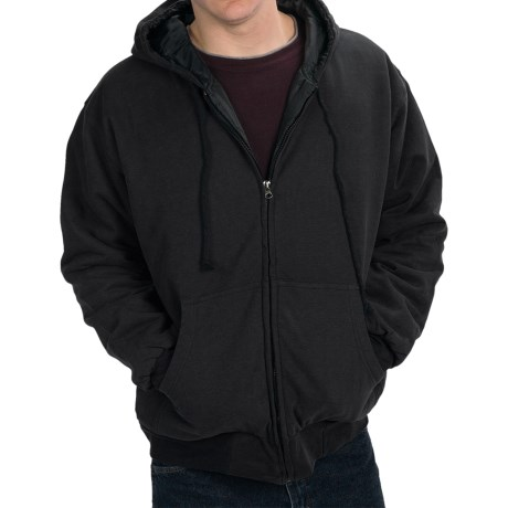 National Outfitters Quilt-Lined Hoodie - Insulated (For Men)