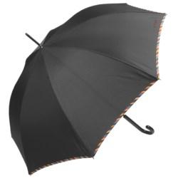 Missoni Automatic Cane-Neck Umbrella