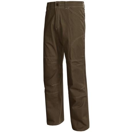 Kuhl Crag Kanvas Pants - Cotton Canvas (For Men)