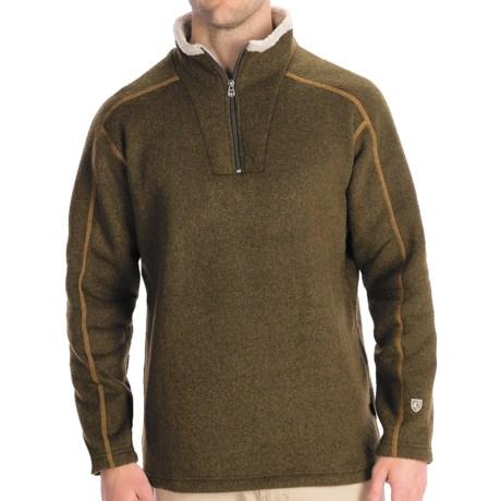 KUHL Europa Sweater - Zip Neck (For Men)
