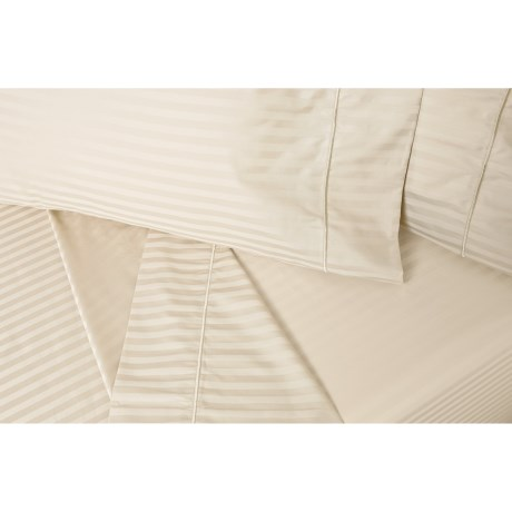 DownTown Regal II Pillowcase Set - King, 400 TC Egyptian Cotton