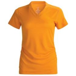 Terramar Helix T-Shirt -UPF 25+, Short Sleeve (For Women)