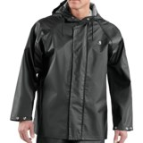 Carhartt Lightweight PVC Rain Coat - Waterproof (For Men)