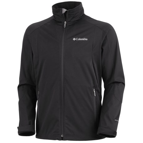 Columbia Sportswear Tectonic Access Jacket - Soft Shell (For Big and Tall Men)