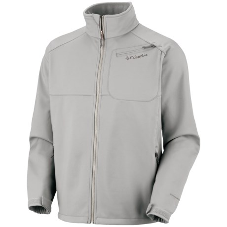 Columbia Sportswear Ascender II Jacket - Soft Shell (For Men)