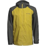 Columbia Sportswear Straight Line Rain Jacket - Omni-Shield® (For Men)