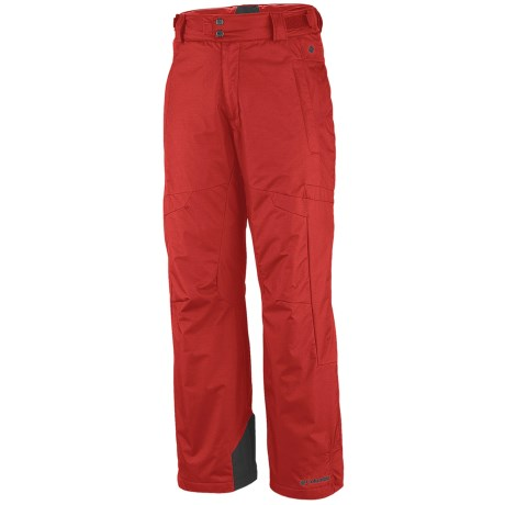 Columbia Sportswear Echochrome Snow Pants - Insulated, Omni-Tech® (For Men)