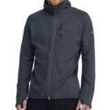 Icebreaker GT260 Quantum Hooded Shirt - Merino Wool (For Men)