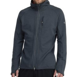 Icebreaker GT260 Quantum Hooded Shirt - Merino Wool (For Men)
