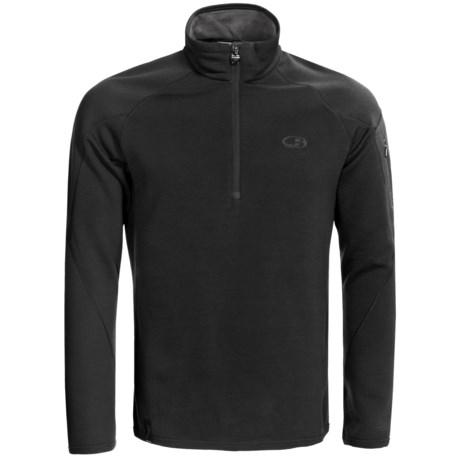 Icebreaker RealFleece 260 Sierra Shirt - Merino Wool, Zip Neck, Long Sleeve (For Men)