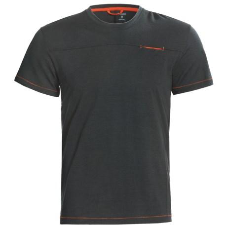 Icebreaker Superfine 150 Quattro Shirt - Merino Wool, Short Sleeve (For Men)