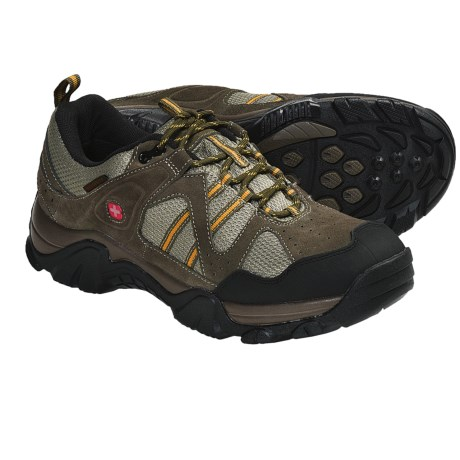 Wenger Anchorage Low Hiking Shoes - Waterproof (For Men)