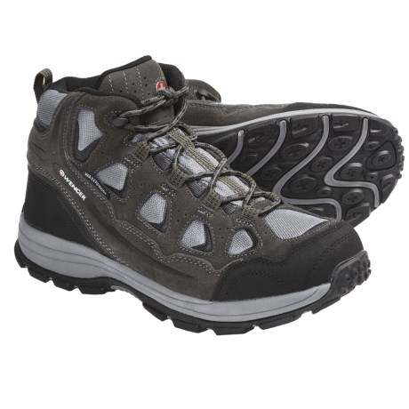 Wenger Jackson Hiking Boots - Waterproof (For Men)